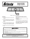 Grizzly H6165 Automobile Accessories