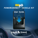 Sirius Satellite Radio XMP3IVKUG0210 Automobile Accessories