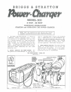 Briggs & Stratton 300 Automobile Battery Charger