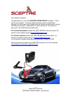 Sceptre Technologies SS1000 Automobile Battery Charger