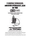 Harbor Freight Tools 41487 Automobile Parts