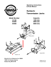 Omega Speaker Systems 42000 Automobile Parts