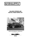 Saleen S281SC Automobile Parts