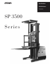 Crown Equipment SP 3500 Series Automobile