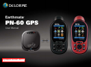 DeLorme PN-60 GPS Receiver