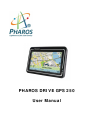 Pharos Science & Applications PDR250US GPS Receiver