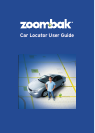 Zoombak Car and Family GPS Locator GPS Receiver