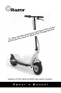 Razor Electric Scooter Motor Scooter