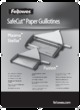 Fellowes Stellar A4 Paper Cutter