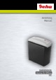 Geha Home and Office S5 Paper Shredder