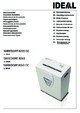 IDEAL Shredcat 8220 CC Paper Shredder