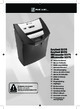 Rexel Officemaster SC170 Paper Shredder