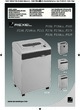 Rexel P180CD Paper Shredder