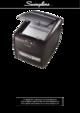 Swingline Stack-and-Shred 60X Paper Shredder