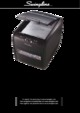 Swingline Stack-and-Shred 80X Paper Shredder