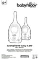 Babymoov A014011 Easy Care Baby Monitor
