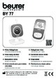 Beurer BY 77 Baby Monitor
