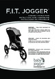 Baby Jogger FIT Jogger Stroller