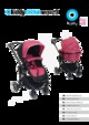 Kiddy Click n Move 3 Stroller
