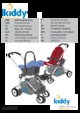 Kiddy Click n Move Stroller