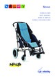 Life and Mobility Novus Stroller