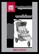 Red Castle Whizz Stroller