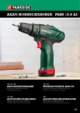 Parkside PABS 10.8 A2 Drill-Driver