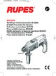 Rupes BH 252R Rotary Hammer