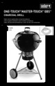 Weber One-Touch Master-Touch GBS Barbecue