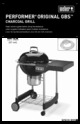 Weber Performer Original GBS Barbecue