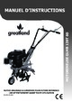 Greatland GL MB 139T 50 Cultivator