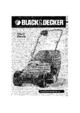 Black and Decker EMax32 Lawn Mower