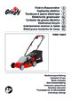 Grizzly ERM 1300 9 Lawn Mower