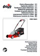 Grizzly ERM 1600 9 Lawn Mower