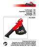 Grizzly ELS 2500 8 Leaf Blower