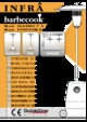 Barbecook Infra Fix Performant Patio Heater