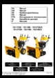 Texas Snow King 7011 TGE Snow Blower