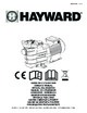 Hayward Power-Flo II Swimming Pool Pump