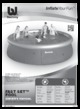 Bestway BW57100 Fast Set Swimming Pool