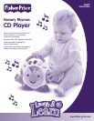 Fisher-Price H6319 CD Player