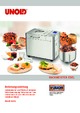 Unold 68456 Backmeister Edel Bread Maker