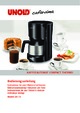 Unold 28115 Compact Thermo Coffee Machine