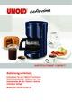 Unold 28128 Compact Coffee Machine