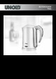 Unold 18521 Blitzkocher Styly Kettle