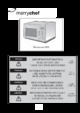 Merrychef MD1800 microcook Microwave