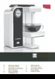 Bosch THD2021 Filtrino FastCup Tea Machine