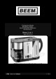 Beem Ecco 3 in 1 MF3450A Toaster