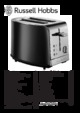Russell Hobbs 21780-56 Jewels Topaz Blue Toaster