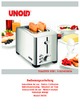 Unold 38376 Edel 2 Toaster