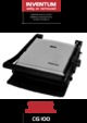 Inventum CG100 Contact Grill